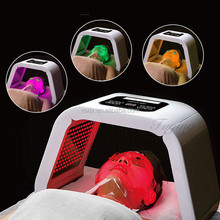 Anti-aging PDT Beauty Machine Led Light Therapy Face Mask