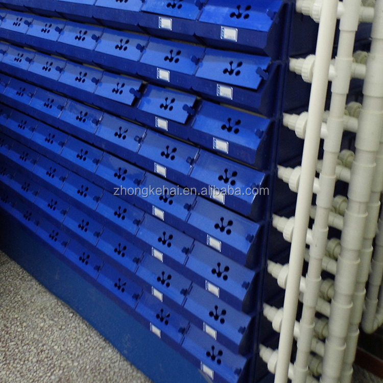 qingdao zhongkehai new production 3D indoor water recycling crab house