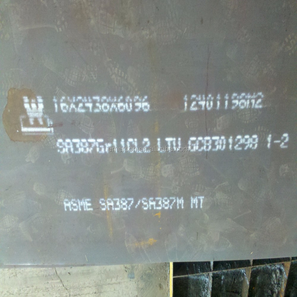 SA387 Grade 11 cl2 Thickness 16mm Pressure Vessel Steel Plate