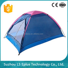 Professional Wholesale 2-4 People Tents,Luxury Family Camping Tent