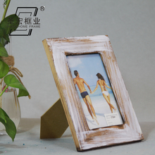 Eco-friendly New design Wooden MDF photo antique frame