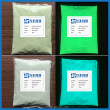High grade long time glowing fluorescent phosphor powder