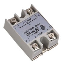 SSR 40A input 12-32VAC output 110-240VAC AC to AC Solid State Relay SSR-40AA