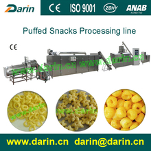 China Factory supplier Puffing Snack Food Making Machine with newly designed