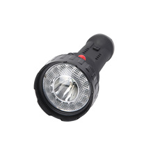 Rechargeable CREE 3W led torch light, warning lighting ,emergency and auto light
