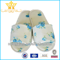 high quality fancy eva flat women indoor slipper 2013