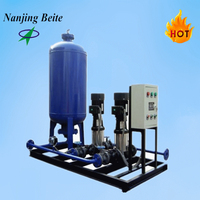 Hot sale Nanjing Beite NZG1600 constant pressure water refilling station