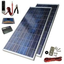Sunforce 246-Watt Solar Kit with Sharp Modules