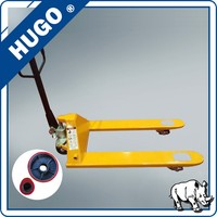 Factory price oil drum pallet truck manual drum stacker hydraulic drum hand truck