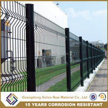 Decorative garden fencing, welded wire mesh fence for sale