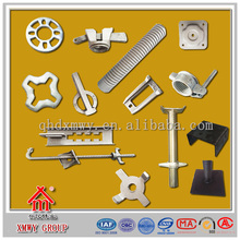 customized scaffolding accessories cold rolled steel material used in construction