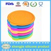Alibaba Wholesale Foldable Travel Bowl Flexible Silicone Pinch Bowl Silicone Baby Feeding Bowl