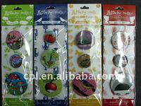 2011 gift items collectable Round tin button badges