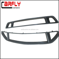 Carbon fiber Upper&lower grille for Mustang 2015+