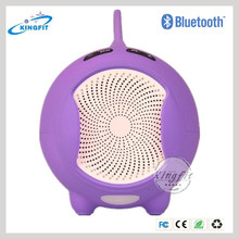 2014 Newest Unique Rubber Loud Bluetooth Speaker Accessory for Iphone 6