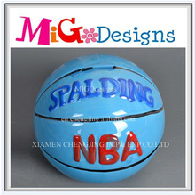 Wholesale Factory Manufacture Basketball Money Bank