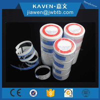 Pediatric id wristband with ultra soft material