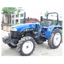 GOOD price LUZHONG 604 60hp electric farm tractor in nepal