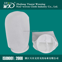 Liquid and oil filtration polyproplene bag