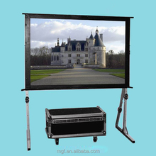 Hot selling wholesale 16:9 portable movie theater screen Projector Screen