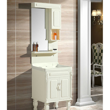 Wholesale Low Price High Quality Floor Bathroom Cabinets Thin Bathroom Vanities