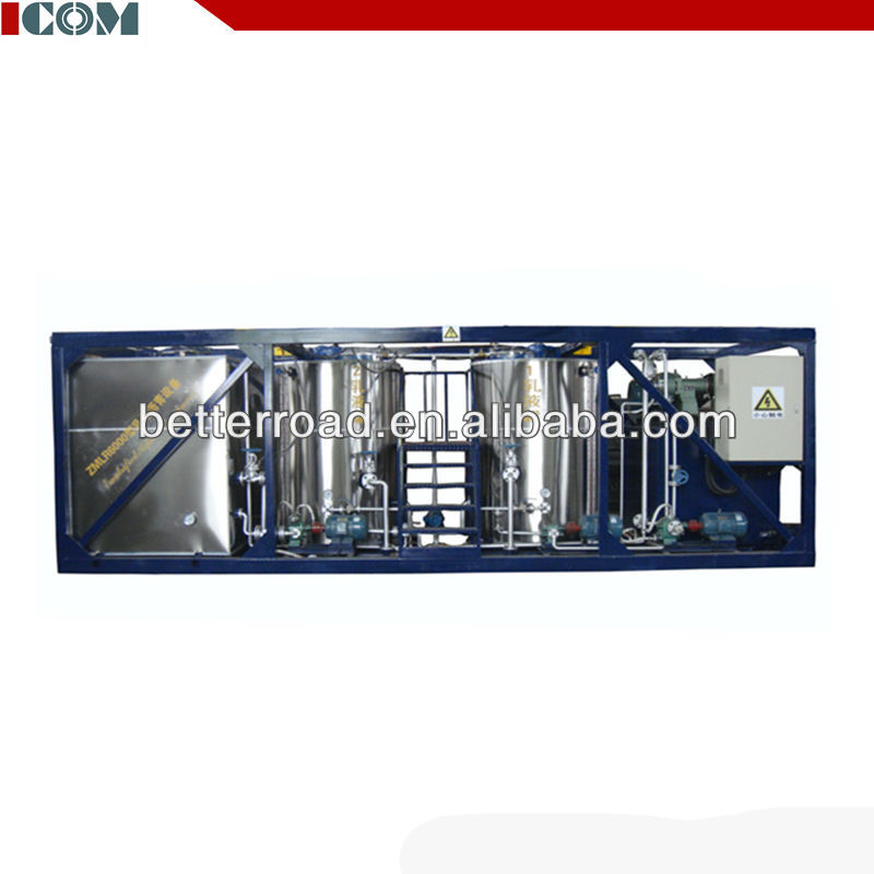 Hot sales Modified Emulsion Asphalt Plant, SBS, EVA, PE
