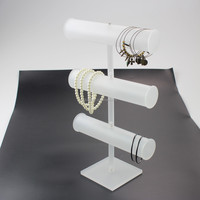 3 Layer acrylic bangle stand, bangle holder wholesale