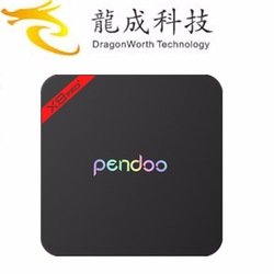 New design YUNDOO Y8 RK3399 2g 16g linux tv box for medical use ott 6.0