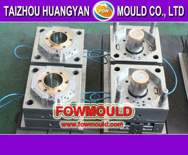 injection paint bucke mould supplier