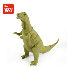 best selling products shantou small rubber dinosaur soft toys for kids