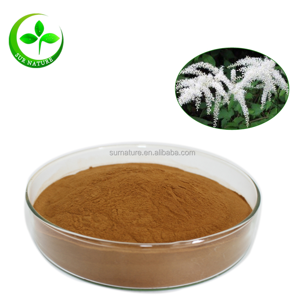 Surnature Supply Natural Black Cohosh Extract Powder Price