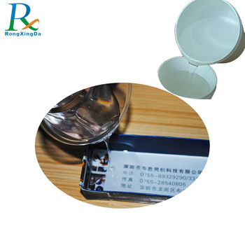 Circuit Board Potting Transparent Silicone Rubber for Electronic Encapsulating