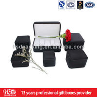 Exquisite and Luxury Style Plastic Jewellery Box(HSD-H3363)
