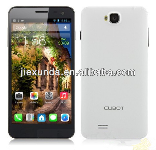 Cubot T9 Smartphone 5.0 Inch FHD OGS Screen MTK6589T Android 4.2 16GB 8.0MP Front Camera
