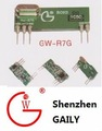wireless data receiver super heterodyne ASK receiver GW-R7G