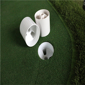 Golf Plastic Green Cup Practice Hole Cup 10cm
