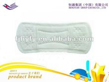 100% cotton surface female Soft Panty liners,Cottony pantyliner,Lady Sanitary pad