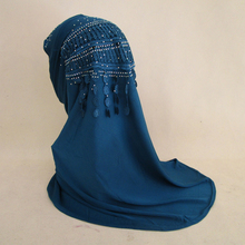 Wholesale Women Muslim Hijab Embroidered