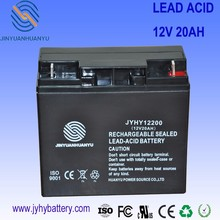 wind generator system,Solar Battery 12v 20ah deep cycle battery for Solar and Home System