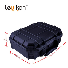 plastic tool socket case/hard plastic carrying cases/Electrician Tool Boxes