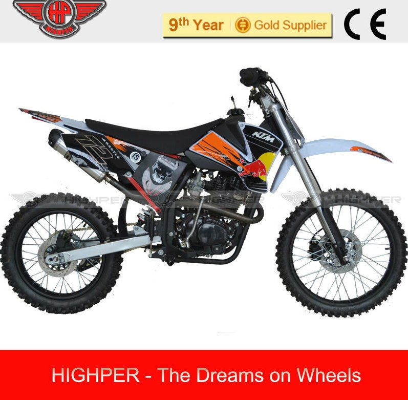 Cheap 150cc 200cc 250cc Moto Bicycle Dirt Bike with CE
