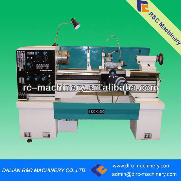 CDS6232 manual lathe machine tools