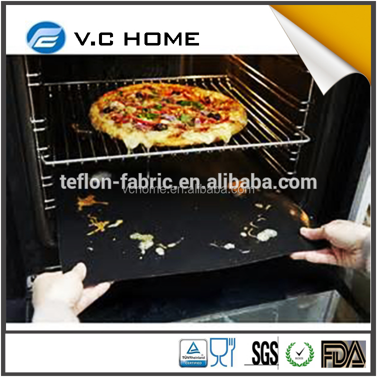 Wholesale Best Quality PTFE(Teflon) Baking Sheet For Commercial Toast Pizza Oven