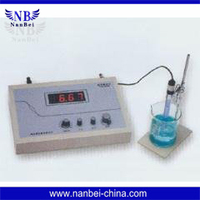 PHS-25A Digital pH Metre for measuring the electrode potential(mv)