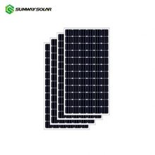 Commercial solar panels 30v 270 watt 4BB 5BB mono 280w 290w solar panel in Japan