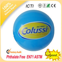 Hot Selling inflatable christmas beach ball for promotional