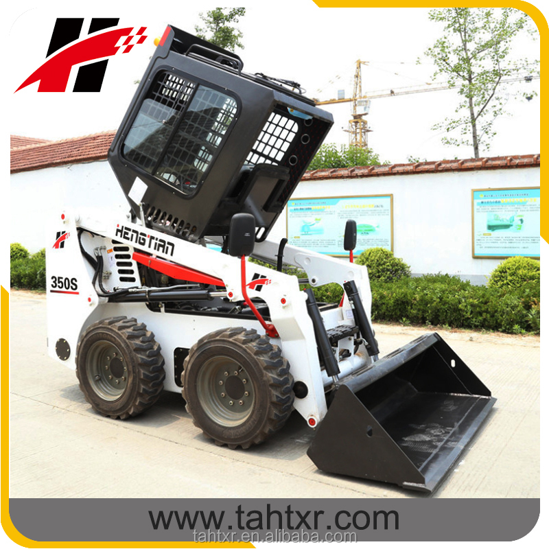 skid steer loader better than racoon with japan EPA engine
