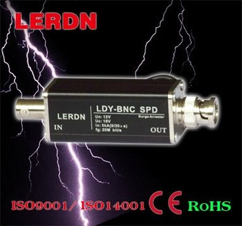 video lighting arrester