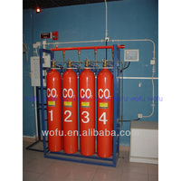 highpressure CO2 GAS FIRE SUPRESSION SYSTEMS