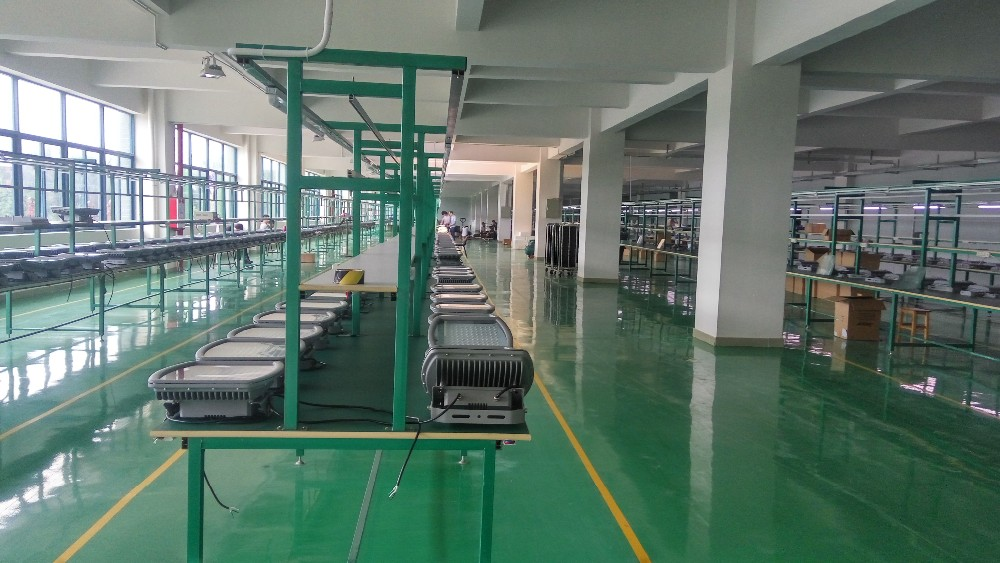 Shenzhen CESP IP68 ATEX UL Class I division 2 led explosion-proof high bay light aluminum body 185w
